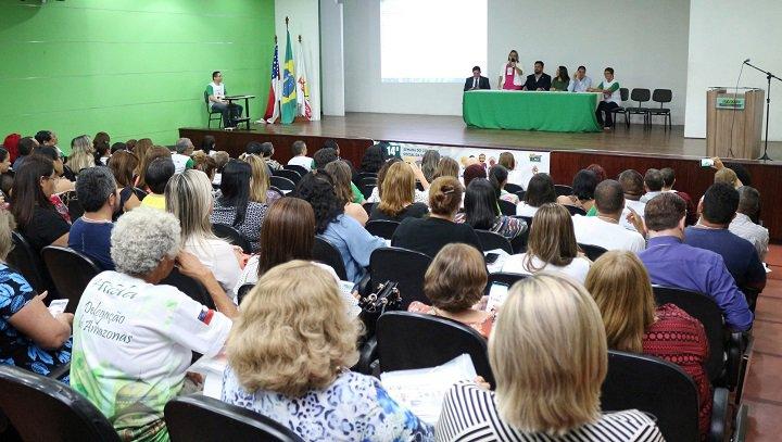 11.06.19 Abertura da 14ª Semana do Controle Social. Foto: Nathalie Brasil/ Semcom