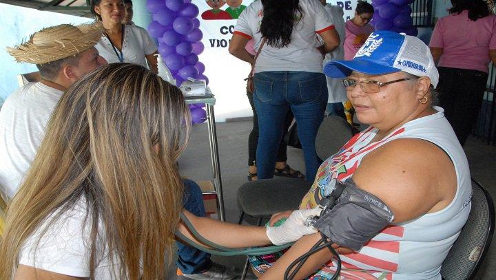 14.06.19 Atividades de cidadania encerram a Semana de combate à violência contra a pessoa idosa na UBS Silas Santos,rFotos: José Nildo.
